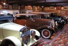 The Franklin Auto Museum established by Thomas Hubbard situated in Tucson, Arizona. The museum continuously collects classical Franklin automobiles. The... discountattractions.com