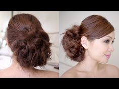 For more hair tutorials and updates:  Please visit my blog: http://www.ebeautyblog.com  Like my facebook page: http://www.facebook.com/CinthiaTruong  Music by: Danosongs.com  Song: Silver Shine
