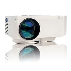"AomeTech UC30 100"" HD 150 lumens Hdmi Portable Mini LED Projector Home Cinema Theater Av VGA USB SD Miscro USB"