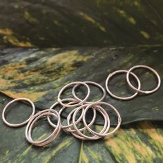 Stack overflow - Silver wire ring via silver theories. Click on the image to see more!