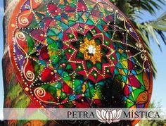 Mandalas em vidro - Londrina - Objetos de decoração - produtos