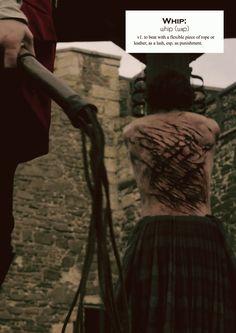 """voyagersassenach: """" Outlander definitions.- Whip. (x) """""""