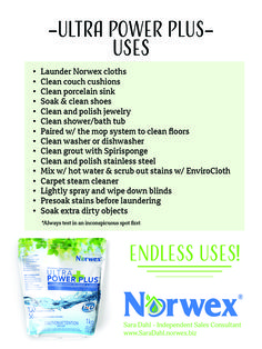 Ultra power plus uses. Norwex laundry detergent.