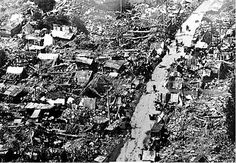 Tangshan earthquake 1976