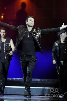 Jordan Knight NKOTBSB Tour - New Kids On The Block and Backstreet Boys ...