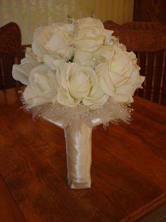 Found on Weddingbee.com Share your inspiration today!  >>>DYI    WEDDING FLOWERS