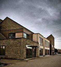 Architectura - Het Anker in Tongeren: een pioniersproject inzake opvang van jongdementerenden / *Foto's: Adem Architecten