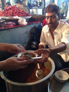 #Paya #soup in #mohmmadAliRoad #Mumbai