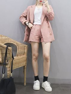 Korean Fashion – How to Dress up Korean Style Korean Girl Fashion, Korean Fashion Trends, Korean Street Fashion, Ulzzang Fashion, Korea Fashion, Asian Fashion, Girl Outfits, Casual Outfits, Cute Outfits