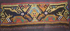 Borneo, Beadwork, 19th Century, Bohemian Rug, Beads, Rugs, Image, Google, Home Decor