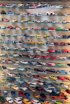 The Cotswold Motoring Museum in Bourton on the Water Hot Wheels Storage, Toy Car Storage, Hot Wheels Display, Matchbox Car Storage, Matchbox Cars, Autos Hot Wheels, Hot Wheels Cars, Toddler Car Bed, Bourton On The Water