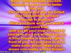 Feel Free to tag and Share ^_^.. https://www.facebook.com/pages/DJ-Hearties-InspirationalPositive-Quotes-_/190959087651056