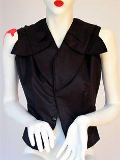 Nylon waistcoat