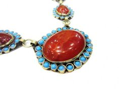 afghan gypsy necklace for dancers