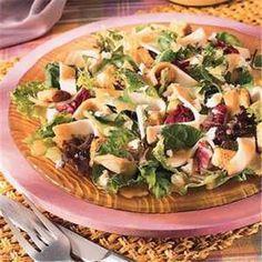 Salade De Poulet Avec Vinaigrette Balsamique Crémeuse À La Moutarde De Dijon Dlicieuses recettes, parfaites pour les repas en famille | Aliments French's(MD)