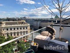Wir waren 3 Nächte im wunderbaren HOTEL GRAND FERDINAND in Wien.  Das Hotel ist sehr schön und liegt im 1. Bezirk in Wien, so dass man viele Sehenswürdigkeiten wie den Stephansdom zu Fuß erreichen kann.  Das Design des Hotels ist eine tolle Mischung zwischen Grandhotel und Moderne.   #Grand Hotel Ferdinand #Wien