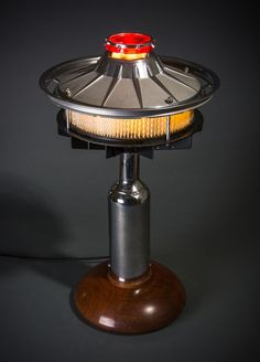 Lamp from air filter and other auto parts