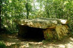 Dolmen de Chemellier - Pays de la Loire