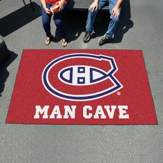 Montreal Canadiens Man Cave UltiMat