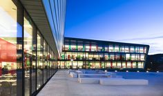 NORDAHL GRIEG high school | Link Arkitektur; Photo: Hundven-Clements Photography | Archinect