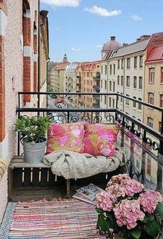 Rose e peonie per i terrazzi più romantici.