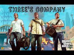 GTA 5 - Mission #24 - Three's Company