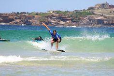 Learn to surf at Bondi Beach, Sydney, Australia