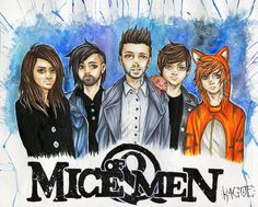 Of Mice and Men by Kagoe.deviantart.com on @deviantART
