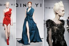 Win tickets to Yiqing Yin's haute couture fashion show If you love fashion you don't want to miss out on this amazing opportunity to win tickets to Paris-based haute couturier Yiqing Yin's show on November, 2012 Love Fashion, Fashion Show, Fashion Design, Yiqing Yin, Makeup Workshop, Haute Couture Fashion, Runway Models, Women's Clothes, Clothes For Women