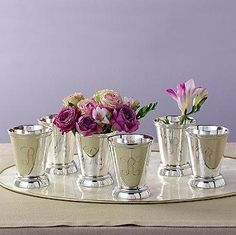 Love my Mint Julep Cups