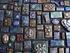 During this polymer clay tiles workshop, you will be creating your own one of a kind handmade mini tiles using an array of tools and some expert knowledge.