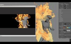"Bionic Primitive presents an in-depth VFX breakdown of the fire effects done for the music video ""Can't Feel My Face"" by The Weekend.    https://vimeo.com/161581971    [iamagmp]      [caption id=""attachment_128971"" align=""aligncenter"" width=""1920""] T..."