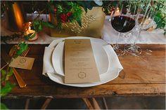 kraft wedding menu