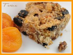 **Sourdough granola bars-these were interesting. Think I'll try again...subbed different dried fruits and nuts.