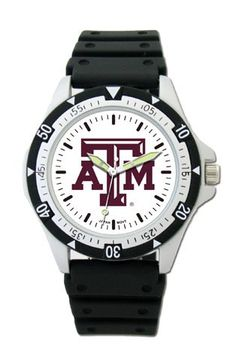 NCAA Texas A&M Aggies Option Model Sport Watch