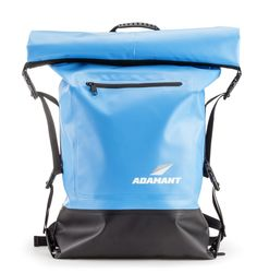 Available in Colors: Red, Green, Yellow, Orange, & Blue. Adamant - X-Core Waterproof Dry Bag Backpack From city streets Mountain Climbing Gear, Mountain Gear, Boat Safety, Kayak Camping, Waterproof Backpack, Orange, Yellow, Duffel Bag, Backpacks
