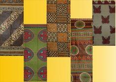 Tecidos africanos III
