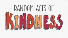 Random Acts of Kindness on World Kindness Day - Pottery Barn