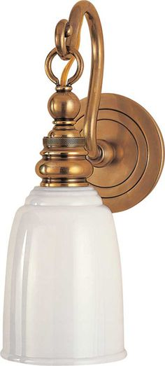 Amelia Wall Sconce | Hudson Valley Lighting | LIGHTING - Sconces ...