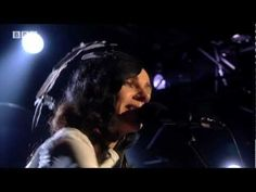 "PJ Harvey's Mercury Prize performance of ""The Words That Maketh Murder"""