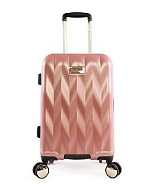 "Rockland Melbourne 20"" Hardside Carry-On & Reviews - Luggage - Macy's"