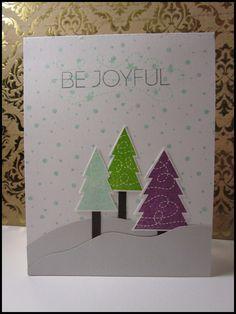 joyfulhills,   November 2014 Card Kit