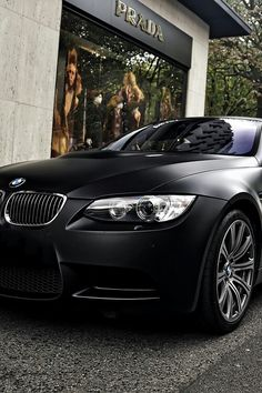 What is your #BMW choice of color? #matteblack