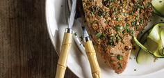 Bifes de atum com molho de gengibre e lima | Chef Continente