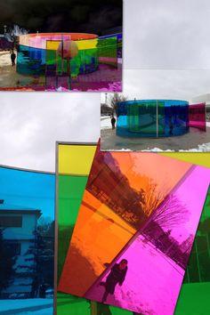 21世紀美術館 Colour activity house
