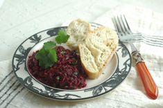 pkhali, georgian beet salad