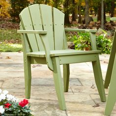 Outdoor Uwharrie Plaza Patio Dining Chair with Arms - P075-042W