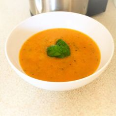 Tomato and Basil soup is a popular classic. It is so easy to make – either in a soup maker or in a pot on the stove, blending once cooked. Since buying my Morphy Richards Soup Maker I have used it several times a week. Some weeks, every single day. I have been experimenting with many different recipes – mainly …