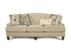 Shop For Paula Deen By Craftmaster Sofas, P744950BD, And Other Living Room  Sofas At