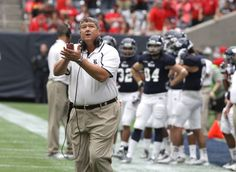 COLLEGE FOOTBALL: Rice's Bailiff named C-USA Coach of the Year